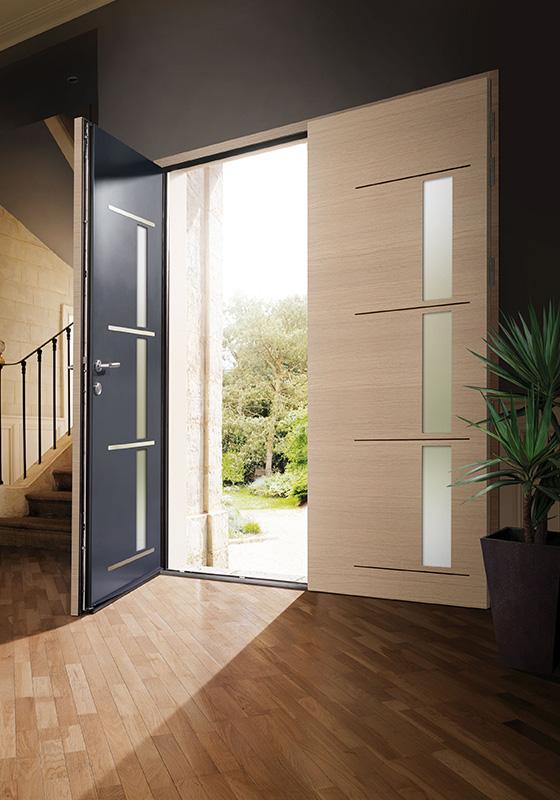 Porte d'entrée - Ecoenergie Habitat