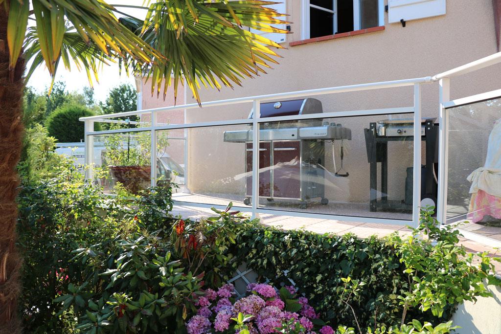 Ecoenergie Habitat, professionnels de l'économie d'énergie, spécialiste des portails, clotures et gardes corps.